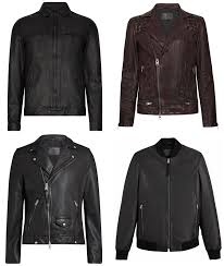 with a hefty dose of rock n roll attitude expect soft supple leathers all cut slim in a palette of dark greys and blacks that complements the rest