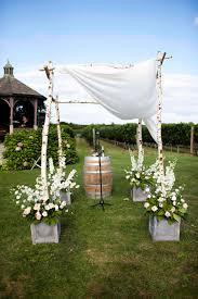Winter Wedding Ideas Birch Bark Details Branch D Cor Inside