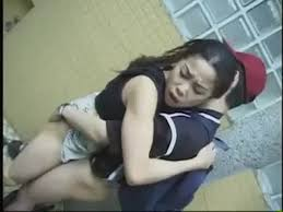 Young malay couple having fuck