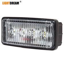 Led Lights For John Deere 8300 Re306510 R161288 Re37450 Rectangular Led Front Headlights