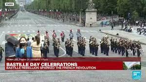 Bastille Day Celebrations: parade ...