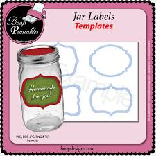 printable labels for mason jars 15 jar label templates free psd ai vector eps format download