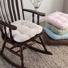 deauville 13 in round backless bar stool seat cushion hayneedle throughout dining chair cushions diy dining