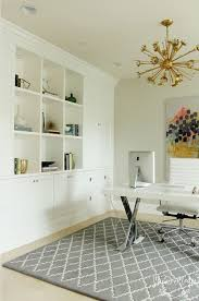 office shelving ideas. I Like The Open Shelving And Funkiness Of Light Fixture Mixed With More Traditional Elements Home Office Cabinet Ideas 0