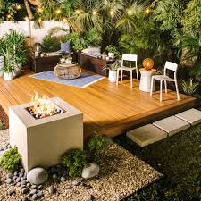 a detached ground level deck is the easiest way to add useful space to your backyard