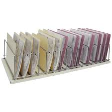 Jose Table Top Chart Rack Holder File Organizer