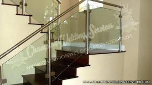 glass stair railing cost stair railing cost slide glass railing glass railing cost glass railing costco