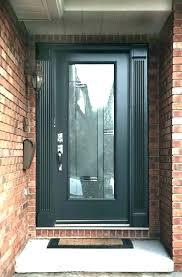 entry door inserts i