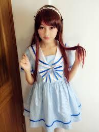 Japan sweet girl in
