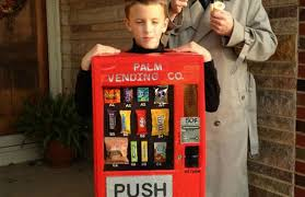 Diy Vending Machine Costume Adorable Announcing Inhabitots' 48 Green Halloween Costume Contest