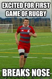 Jaunty Joe the Rugby Player memes | quickmeme via Relatably.com