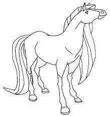 Small Picture The Fastest Horse at from Horseland Scarlet Coloring Pages Batch
