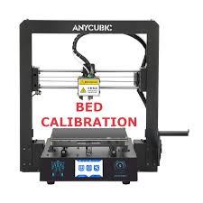 <b>Anycubic</b> i3 <b>Mega S</b> Bed Calibration - Lukas Pomykal