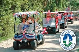 4th Of July Golf Cart Parade Bald Head Island Nc