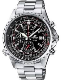casio watches shop amazon uk casio edifice men s watch black analogue display and stainless steel bracelet ef 527d 1avef