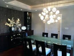 Contemporary Dining Room Light Fixtures Contemporary Dining Room