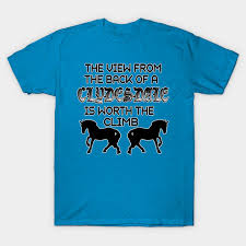 clydesdale equestrian lover gifts for draft horse owners t shirt