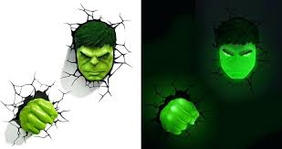 hulk night light wall art night light with hulk hand wall art hulk night light target hulk night light best of superhero wall