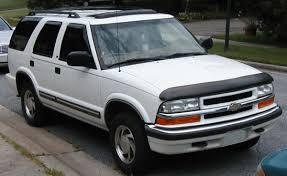 File:Chevrolet S10 Blazer.jpg - Wikimedia Commons