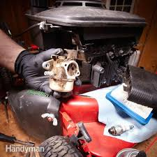 Lawn Mower Won't Start | The Family Handyman
