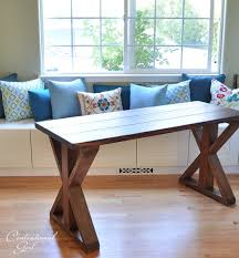 make your dining table a conversation piece by building it yourself get inspired by these