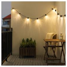 nice lighting. IKEA SVARTRÅ LED Lighting Chain With 12 Lights Gives A Nice Decorative Light .