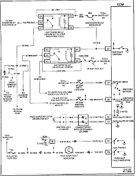 wiring diagram for the tdm module on my cadillac fleetwood graphic