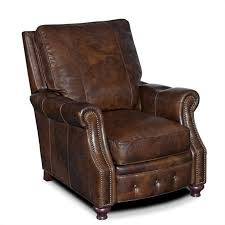 furniture seven seas leather recliner chair in old saddle cocoa rc150 088