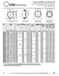 Metric Internal Snap Ring Size Chart Foto Ring And Wallpaper