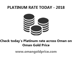 Oman Gold Rate Chart Platinum Rate Chart In Oman Highest Lowest Platinum Prices