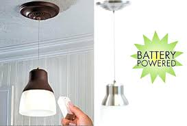 battery operated ceiling lights alluring led battery operated ceiling light at lighting powered pendant for sierra