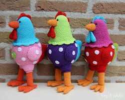 Crochet Chicken Pattern Simple Inspiration Design