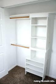 build closet organizer build closet organizer shelves plywood build closet organizer build closet organizer plywood build build closet organizer