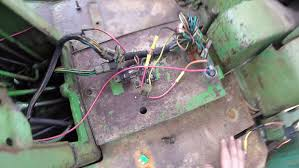 john deere 3020 24v to 12v conversion 15 steps (with pictures) john deere 4020 alternator wiring at John Deere 4020 24v To 12v Conversion Wiring Diagram
