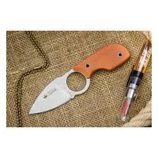 <b>Шейный нож</b> KIZLYAR SUPREME Amigo Z (G10) D2, Satin ...