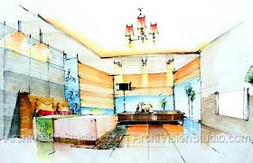 interior design drawings perspective. Unique Design 700x449 Beautiful Interior Design Drawings Perspective Pictures Intended