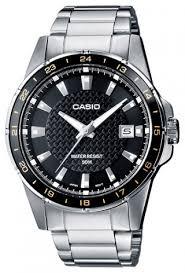 <b>Мужские часы Casio MTP-1290D-1A2</b> (Япония, кварцевый ...