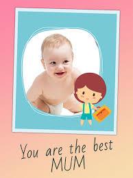 screenshot 2 for baby frames photo editor pro