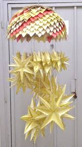 Paper Chandelier Paper Craft Chandelier Part 1 Youtube
