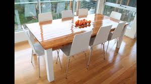 seater dining table  youtube