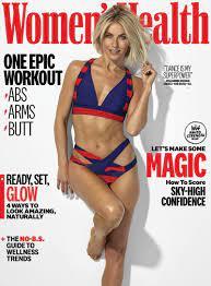 Julianne Hough Strips Down for Women's ...