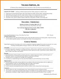Resume Template For New Graduates New Grad Rn Resume Template Viaweb Resume Templates