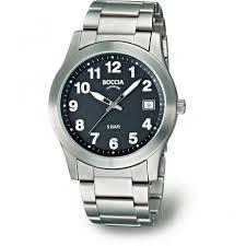 boccia titanium b3550 04 watch british watch company boccia titanium men s chunky titanium 50m wrist watch no box