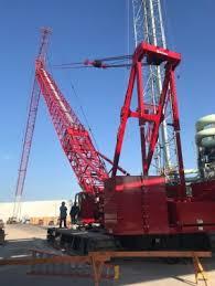Manitowoc 2250 Load Chart Manitowoc 2250 Series 3 300 Ton Crawler For Sale Cranes