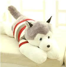 husky stuffed lovely stuffed inch husky plush toy stuffed pillow soft toys doll valentine husky stuffed