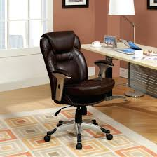 eco office furniture. serta back in motion health wellness eco friendly bonded leather mid office chair frye chocolate furniture