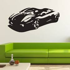 large car wall sticker vinyl decal home kids nursery baby room art mural diy