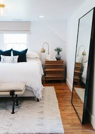 Mirror In Bedroom 4 Ways To Style Your Bed Studios Pillows And Beautiful Bedrooms
