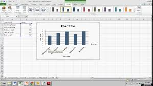 how to graph on excel making a simple bar graph in excel youtube