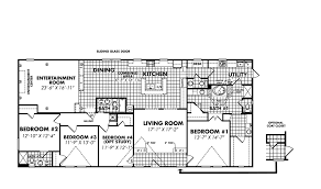 Legacy Housing Double Wides- Floor Plans